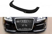 Maxton Design Spoiler předního nárazníku Audi RS6 C6 - texturovaný plast