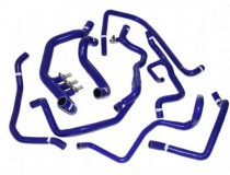 Silikonové hadice chladícího okruhu Renault Megane RS 225 230 F1 R26 FMKCMEG Forge Motorsport - Modrá
