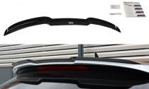 Maxton Design Nástavec střešního spoileru Audi S6/A6 S-Line C7 Avant - texturovaný plast