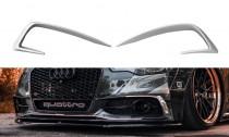 Maxton Design Rámečky mlhovek Audi S6/A6 S-Line C7
