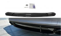 Maxton Design Spoiler zadního nárazníku Audi RS7 C7 Facelift - texturovaný plast