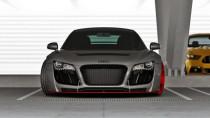 Maxton Design Přední nárazník Audi R8 Mk1