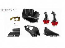 Eventuri Karbonové sportovní sání pro AUDI RS7 RS6 Plus 4,0 TFSI V8