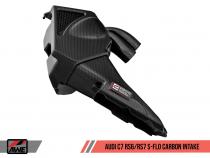 AWE Tuning Karbonové sportovní sání pro AUDI RS7 RS6 Plus 4,0 TFSI V8