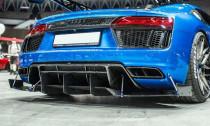 Maxton Design Zadní difuzor Audi R8 Mk2