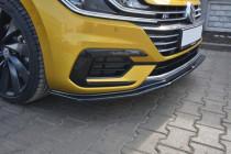 Maxton Design Spoiler předního nárazníku VW Arteon V.1 - texturovaný plast