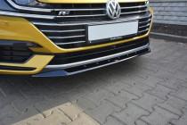 Maxton Design Spoiler předního nárazníku VW Arteon V.2 - texturovaný plast