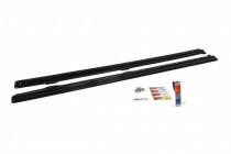 Maxton Design Prahové lišty VW Golf V GTI - texturovaný plast