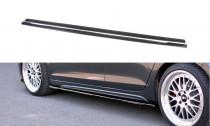 Maxton Design Prahové lišty VW Golf VI GTI - texturovaný plast