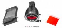 Eventuri Celo-Karbonové sportovní sání s plastovým přívodem vzduchu pro AUDI S1 8X 2,0 TSI 188kW