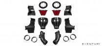 Eventuri Karbonové sportovní sání pro BMW M6 F12 F13 4,4 V8 TwinTurbo S63B44