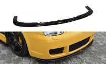 Maxton Design Spoiler předního nárazníku VW Golf IV R32 - texturovaný plast