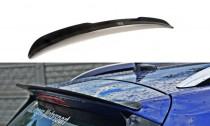 Maxton Design Nástavec střešního spoileru VW Golf Mk7 R Combi - texturovaný plast