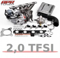 APR K04 Turbokit 2,0 TFSI Škoda Octavia RS