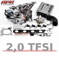 APR K04 Turbokit 2,0 TFSI AUDI A3 TT