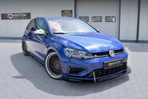 Maxton Design Prahové lišty Racing VW Golf Mk7 R Facelift