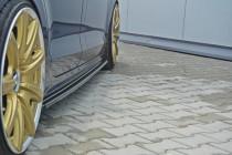 Maxton Design Prahové lišty VW Jetta Mk6 - texturovaný plast