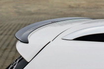 Maxton Design Nástavec střešního spoileru VW Passat B7 R-Line Variant - texturovaný plast