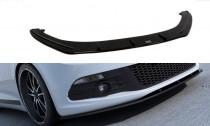 Maxton Design Spoiler předního nárazníku VW Scirocco - texturovaný plast
