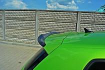 Maxton Design Nástavec střešního spoileru VW Scirocco R - texturovaný plast