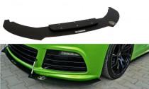 Maxton Design Spoiler předního nárazníku Racing VW Scirocco R