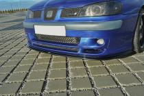 Maxton Design Spoiler předního nárazníku Seat Ibiza Mk2 Cupra Facelift - texturovaný plast