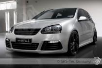 Přední nárazník G6R-Style R Clean VW Golf 5 SRS-Tec