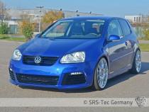 Přední nárazník G6R-Style R VW Golf 5 SRS-Tec
