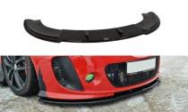 Maxton Design Spoiler předního nárazníku Seat Leon Mk2 V.2 - texturovaný plast