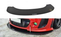 Maxton Design Spoiler předního nárazníku Racing Seat Leon Mk2 V.1