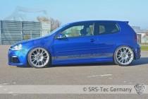 Prahové nástavce G6R-Style VW Golf 5 SRS-Tec