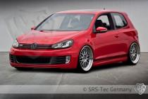 Prahové nástavce R-Style GT VW Golf 5 SRS-Tec