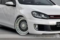Rozšířené blatníky VW Golf 6 SRS-Tec