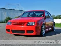 Přední nárazník G4-R32 VW Bora SRS-Tec - se znakem