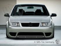 Přední nárazník V-Style VW Bora SRS-Tec - se znakem