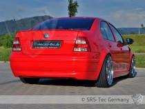 Nástavec zadního nárazníku Jubi-Style Clean VW Bora SRS-Tec
