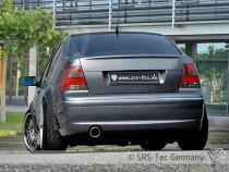 Nástavec zadního nárazníku GLI-Style Clean VW Bora SRS-Tec