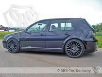 Prahové nástavce G4-R32 VW Bora SRS-Tec