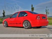Prahové nástavce Jubi-style VW Bora SRS-Tec