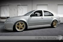 Prahové nástavce GLI-style VW Bora SRS-Tec