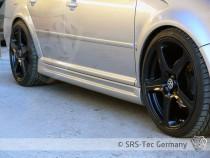 Prahové nástavce S1 VW Bora SRS-Tec