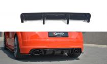 Maxton Design Spoiler zadního nárazníku Audi TT RS (8S) - texturovaný plast