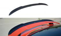 Maxton Design Nástavec zadního spoileru Audi TT RS (8S) - texturovaný plast