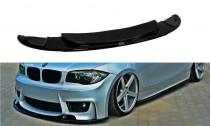 Maxton Design Spoiler předního nárazníku BMW 1 E87 - texturovaný plast