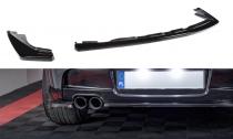 Maxton Design Spoiler zadního nárazníku BMW 1 E87 Facelift - texturovaný plast