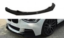Maxton Design Spoiler předního nárazníku BMW 1 F20/F21 - texturovaný plast