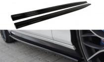 Maxton Design Prahové lišty BMW 1 F20/F21 - texturovaný plast
