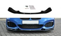 Maxton Design Spoiler předního nárazníku BMW 1 F20/F21 Facelift V.3 - texturovaný plast
