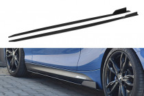 Maxton Design Prahové lišty Racing BMW 1 F20/F21 Facelift