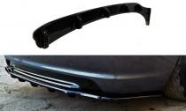 Maxton Design Spoiler zadního nárazníku s příčkami BMW 3 E46 Coupe - texturovaný plast
